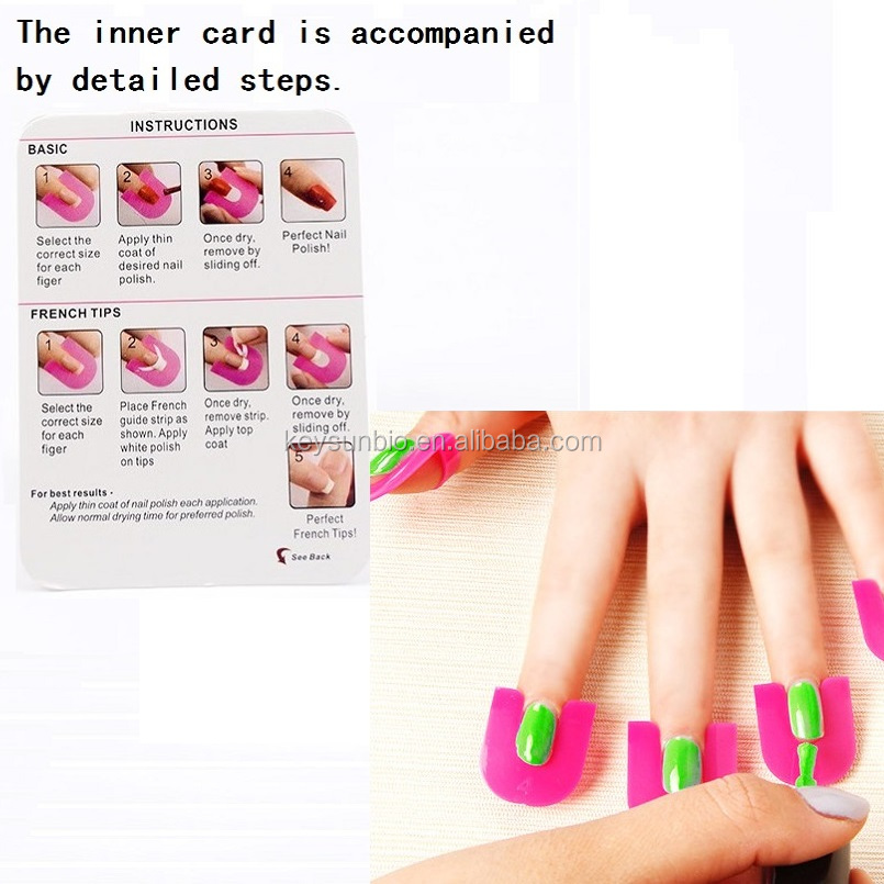 Best Sale Newest Nail Polish Tools Glue Spill Proof Model Replace ...
