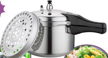 Low energy pressure cooker 3L~11L