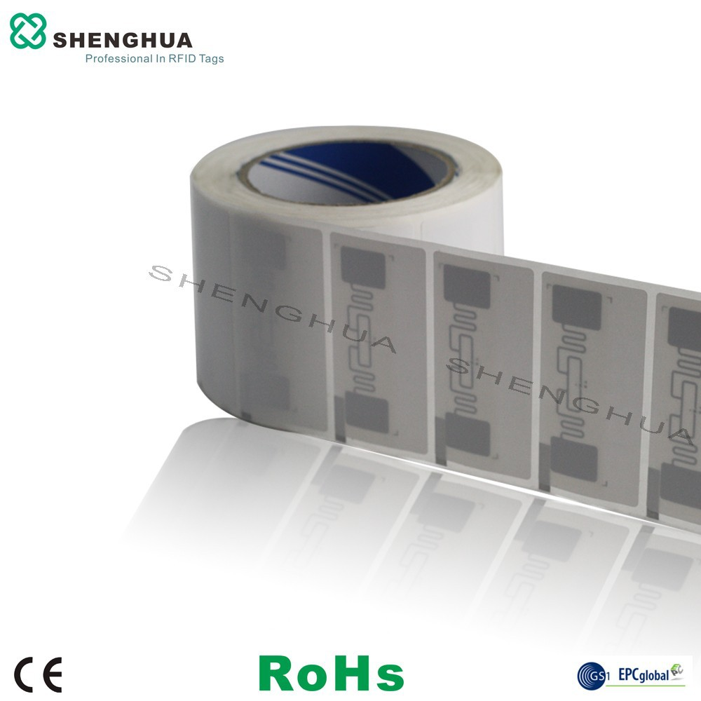 Pet Uhf 433 Mhz Active Rfid Tag For Logistics