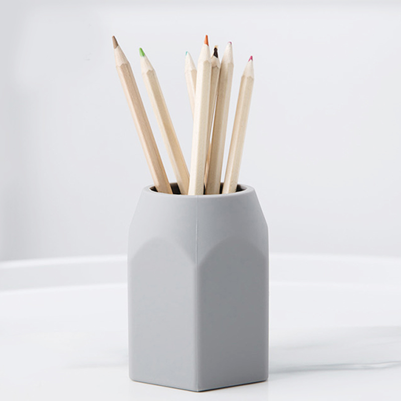 Promotional Creative Design Durable Silicone <strong>Pen</strong> Pencil <strong>Holder</strong> for Office Desk