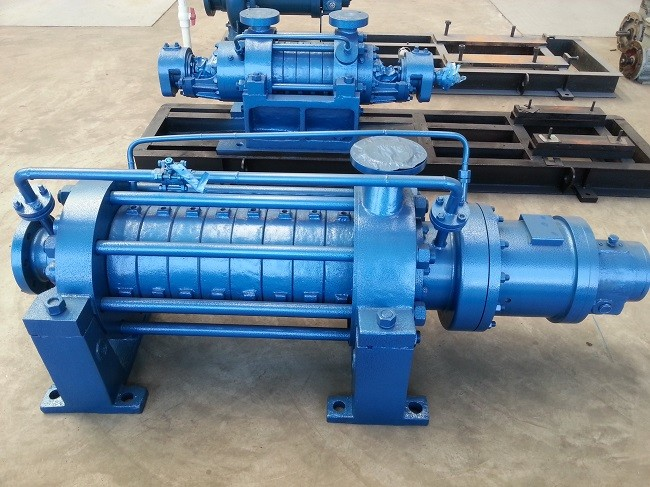 CMAD ISO 2858 end suction stainless steel centrifugal pumps