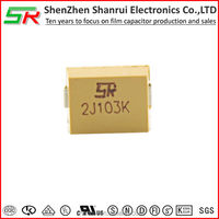 Made in Shenzhen Case P Chip/SMD Tantalum Capacitor