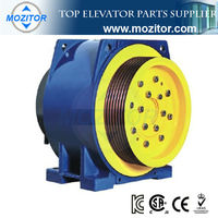 MZT-MG-G130 Traction Machine with gearless elevator technology