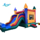 Neverland Toys Colorful inflatable jumping castles / castle inflatable combo for sale