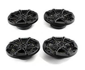 """2) Kicker DS525 5.25"""" 140 Watt + 2) Kicker DS60 6.5"""" 200 Watt 2-Way Car Speakers"""