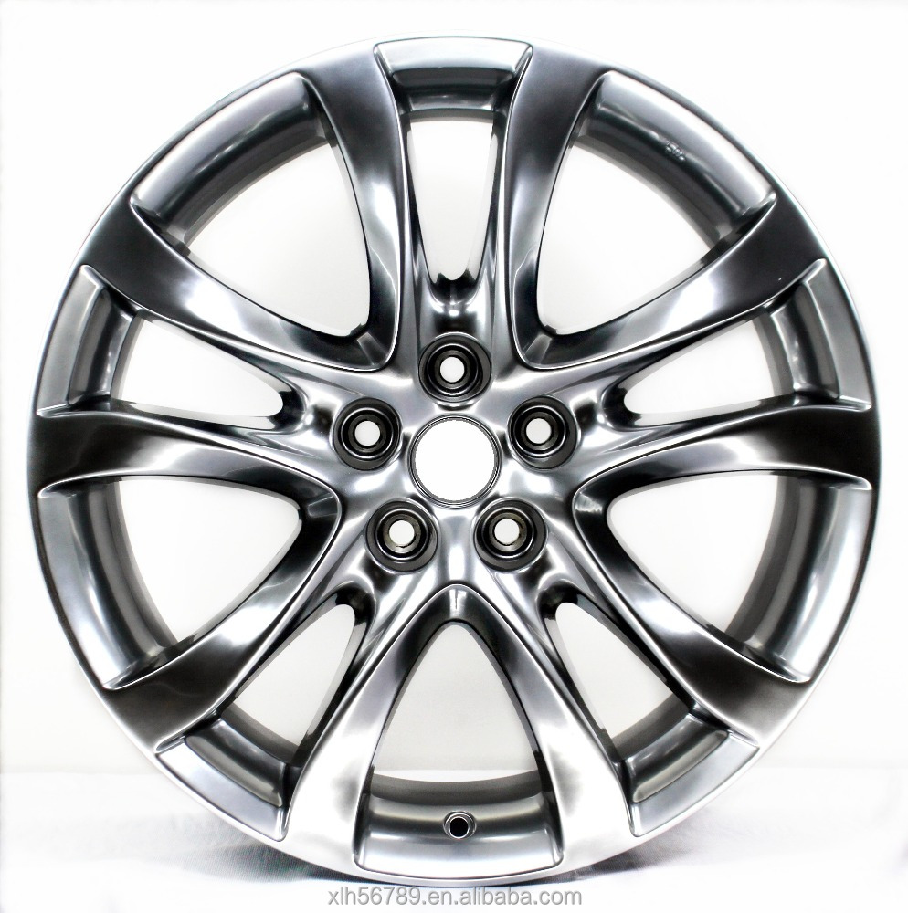 Customized alloy wheel for car with high quality