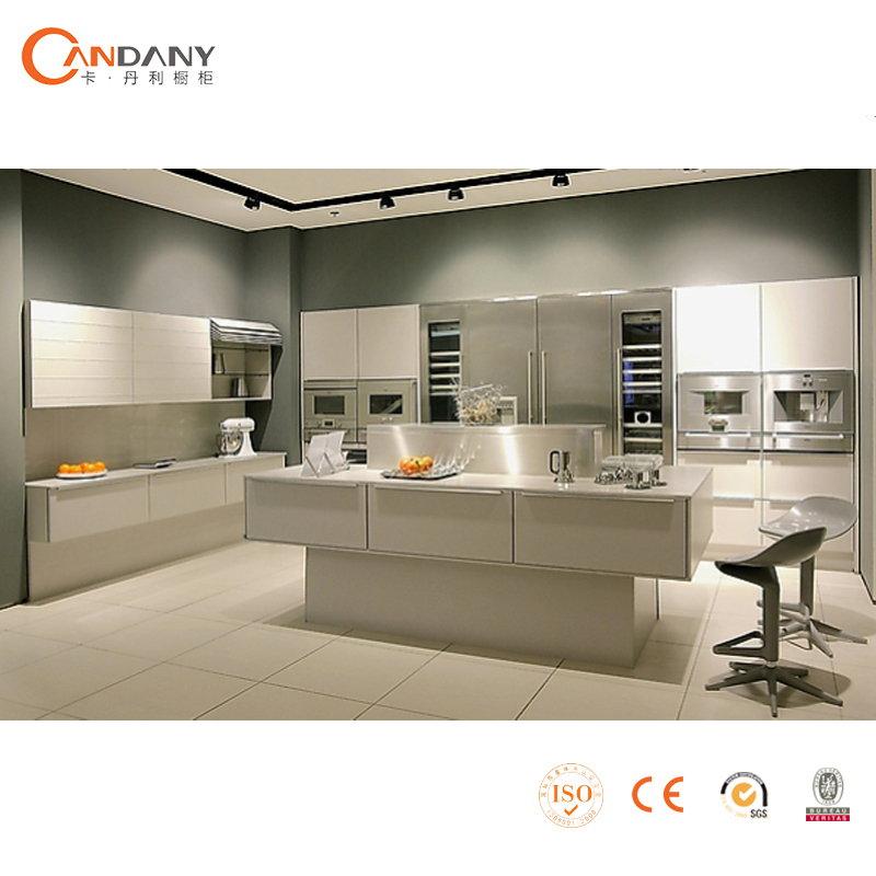 High End Kitchen Cabinets: 2015 Hot Sale High Glossy Lacquer Kitchen Cabinet High End