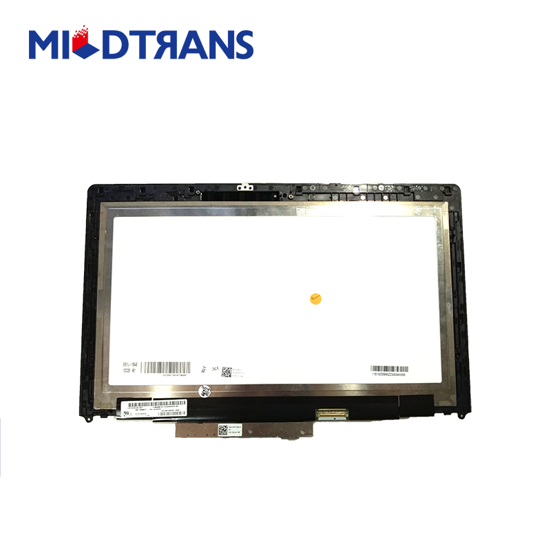 """B1 LP133WD2 13.3/"""" Touch Not For Sony Vaio LCD Display Touch Screen W//Frame SL"""