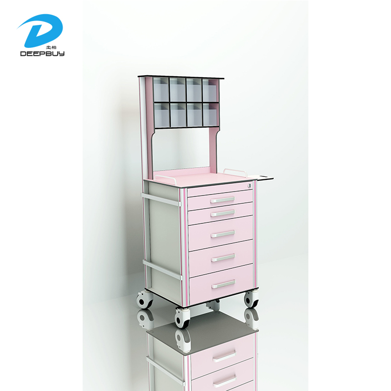 medical Anesthesia Equipments & Accessories Type anestesia trolley cart