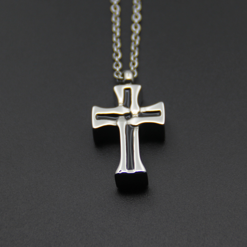 300 Styles stainless steel necklace memorial pets Ashes Keepsake cross pendant urn cremation jewelry P129