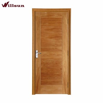 Flat teak wood main door designs teak wood interior door for Main door design for flat