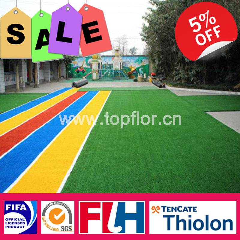 Synthetic Grass for Soccer Fields/Sports Surfaces Artificial