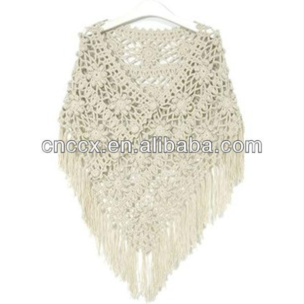 Encuentre el mejor fabricante de ponchos al crochet y ponchos al ...