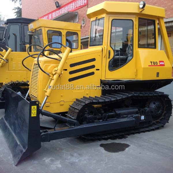 Bulldozer Manufacture/ Crawler Bulldozer Price /small Dozer For Sale T80 (  8 Ton Bulldozer,80hp Bulldozer) - Buy Small Bulldozer T80,Small