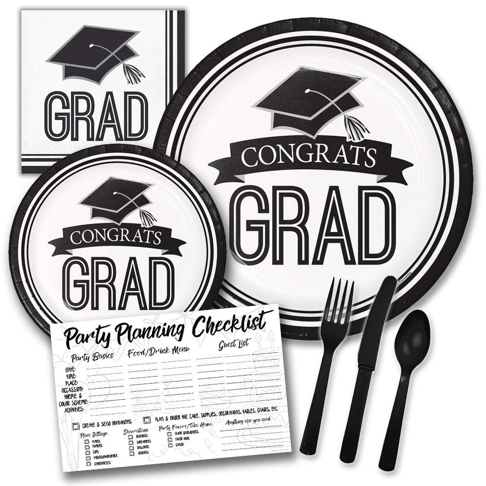 Buy Graduation Party Supply Pack Bundle - Five Items: One