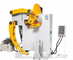 Discount ! ! automatic sheet decoiler machine for punch press