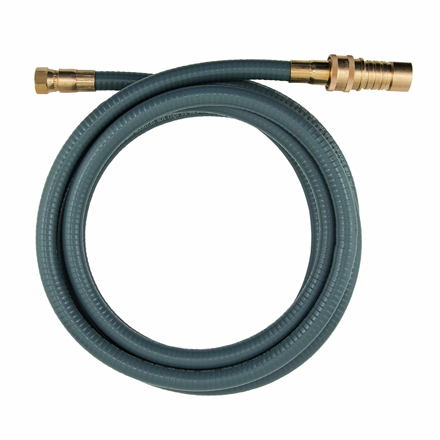 Watts 30D-10QD 1/2-Inch by 10-Feet Portable Outdoor Gas Connector