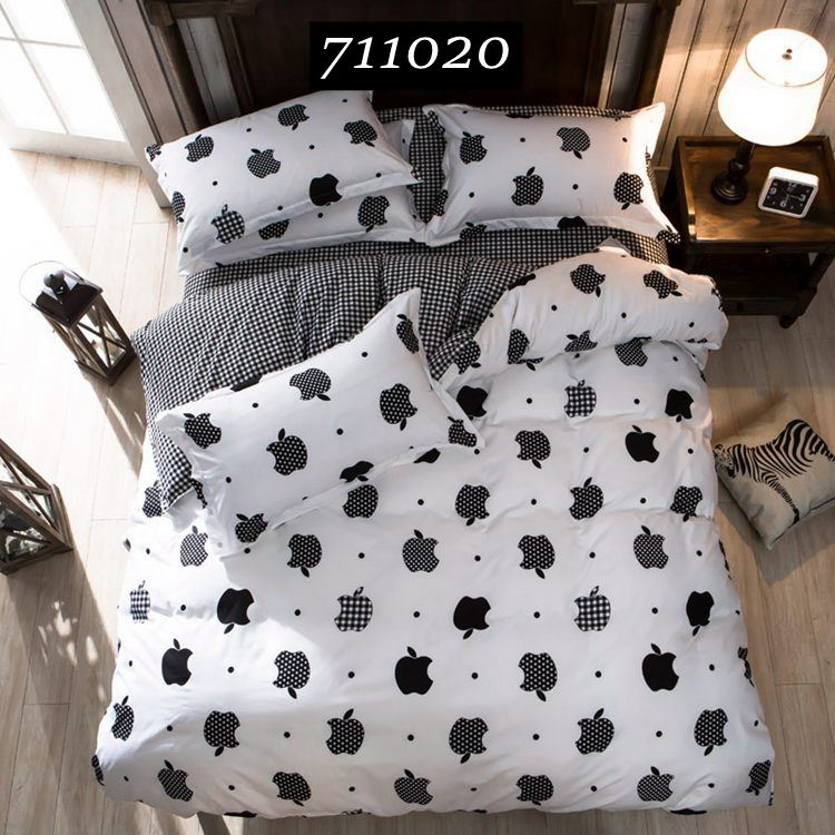 Gray modern gray series bedding sets queen twin full size bed sheet set bedclothes Quilt Duvet cover set
