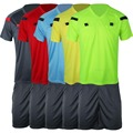 2016 Wingedlion New Breathable Quick Dry Men Adult Soccer Uniforms Football Kits Short Sleeve Soccer jersey