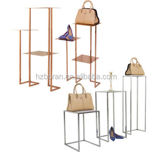 High Quality Cheap Custom Jewelry Showcase Phone Accessories Free Standing Display Rack