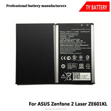 Wholesale high capacity 3.85V mobile phone li-ion battery C11P1501 for ASUS Zenfone 2 Laser ZE601KL ZE550KL ZD551KL