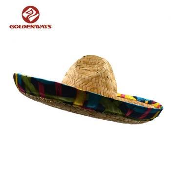 siempre popular compre los más vendidos disfruta del precio inferior Natural Por Encargo Marroquí Sombrero De Paja - Buy Sombrero ...