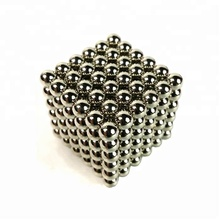 N35 zeldzame aarde neo neodymium <span class=keywords><strong>magnetische</strong></span> bol 5mm x 5mm cube magneet