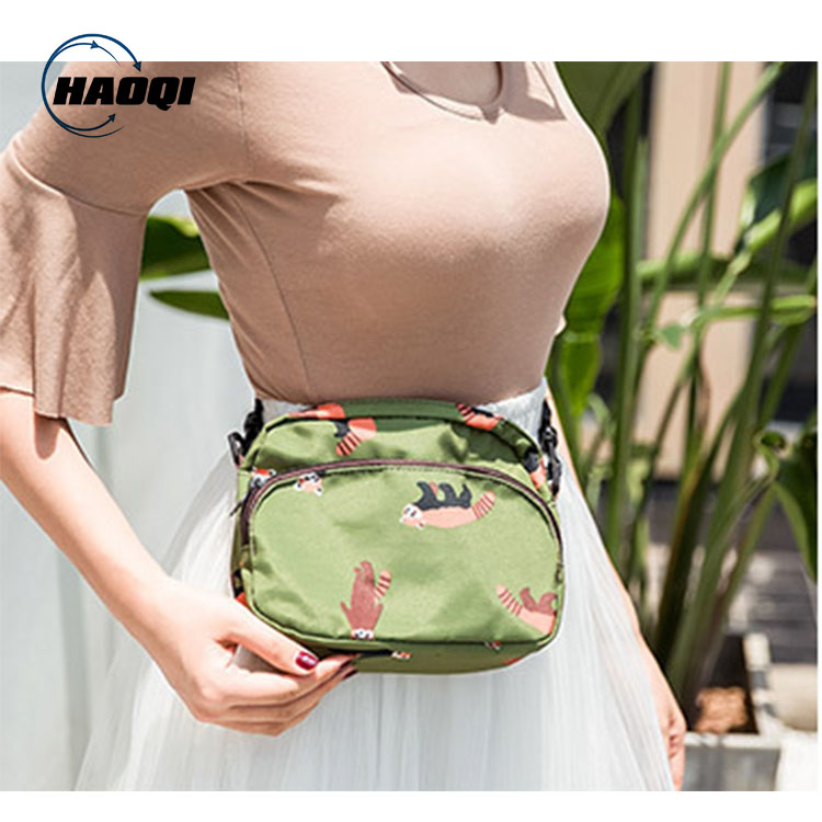 Wholesale women shoulder bag body carry small bag fanny pack