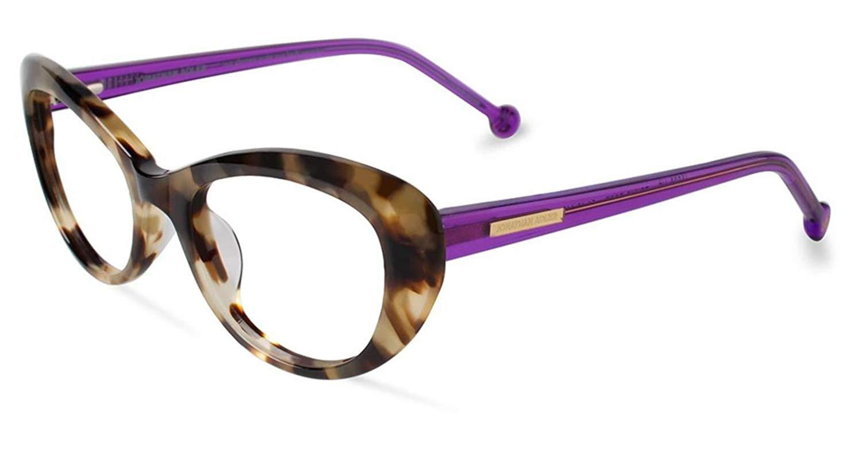 Eyeglasses Jonathan Adler JA 300 UF White Tortoise