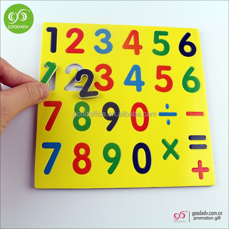 fanny and high quality promotional gift EVA foam Puzzle