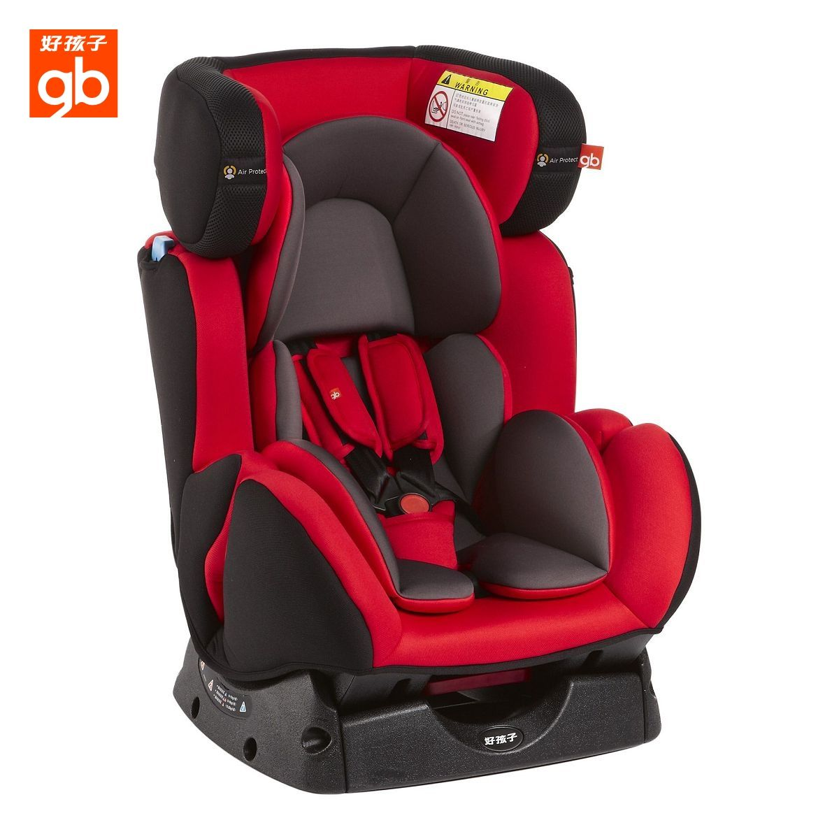 European standard infant child car seat