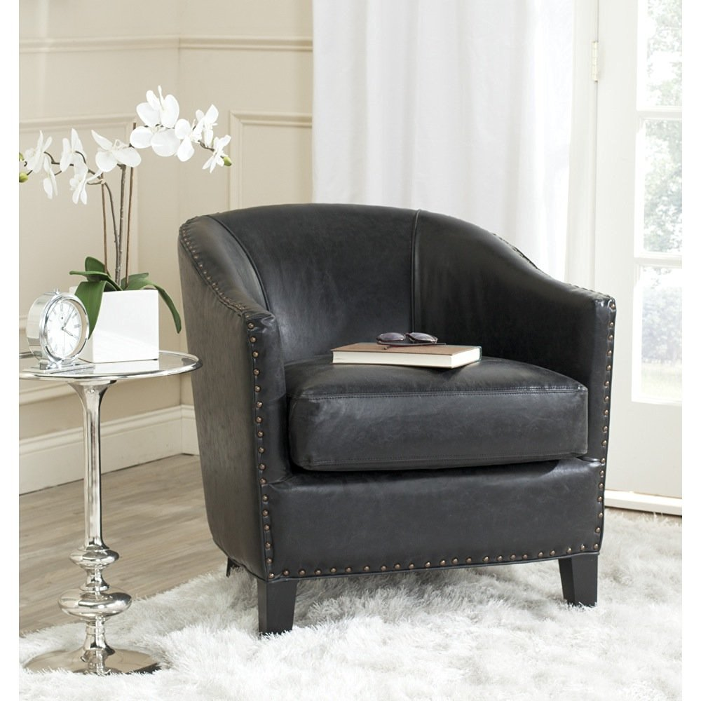 Get Quotations · Safavieh Mercer Collection Evander Club Chair, Antique  Black - Cheap Antique Chair Prices, Find Antique Chair Prices Deals On Line