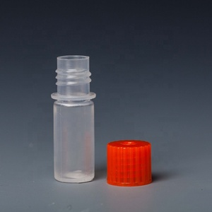 20ml Small PET plastic liquid bottle different color A189