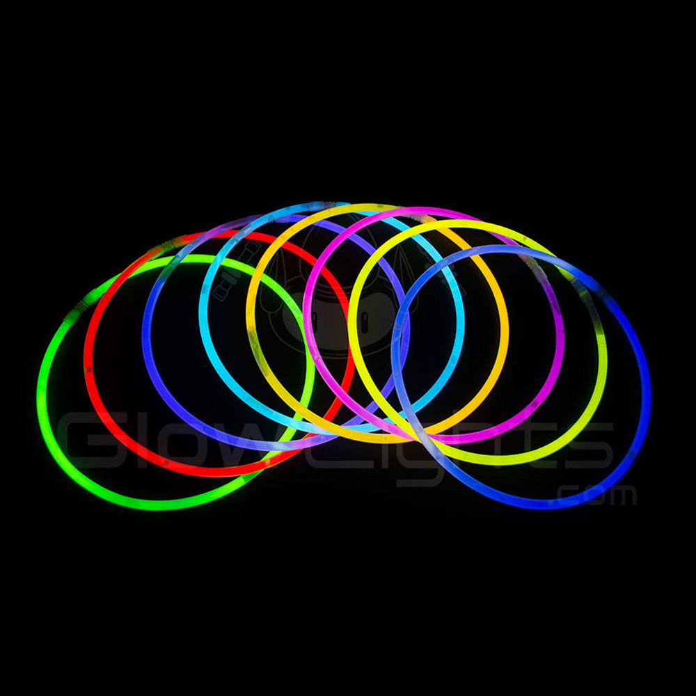 22 inch glow stick necklace