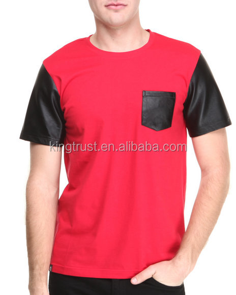 9f353e0e542 New Fancy Men Mixed Color T Shirt