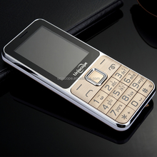 New Slim 2G GSM 900/1800 Dual 2 Sims Bar Senior Elder People Mobile phone with Big Keypad Big Font High Volume