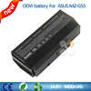 Original oem laptop battery for Asus A42-G53 laptop battery high quality by trade assurance