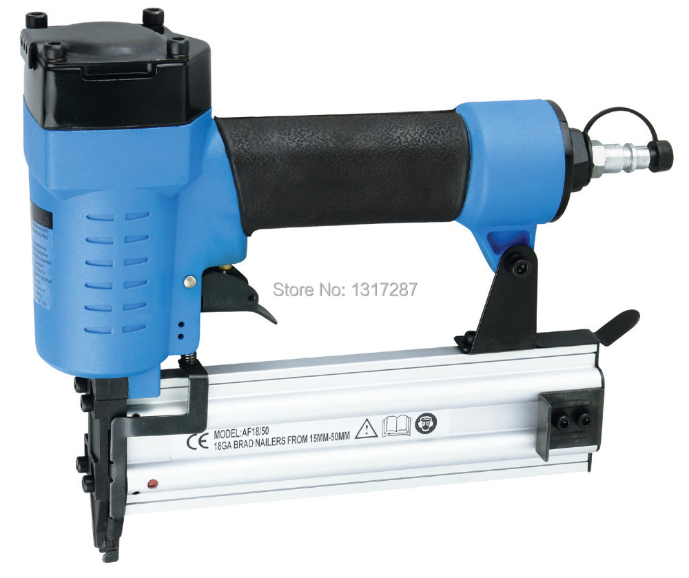 air brad nailer F50-B pneumatic straight nailer, straight nail, length of nail:10-50mm 4-7BAR 60-110psi