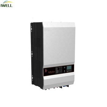 Off Grid Low frequency type 10KW solar inverter  48VDC 230VAC