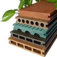 fire-resistant wood plastic composite decking manufacturer price wpc deck eco-friendly wpc anti-uv flooring