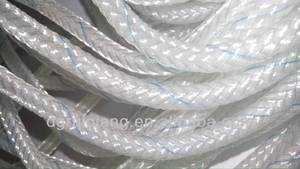 Clear Nylon Expandable Braided Cable Sleeving