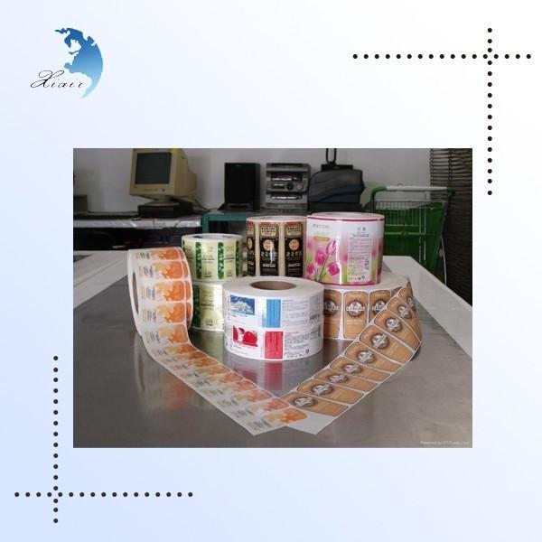 buy cheap china self adhesive logo sticker products find china self