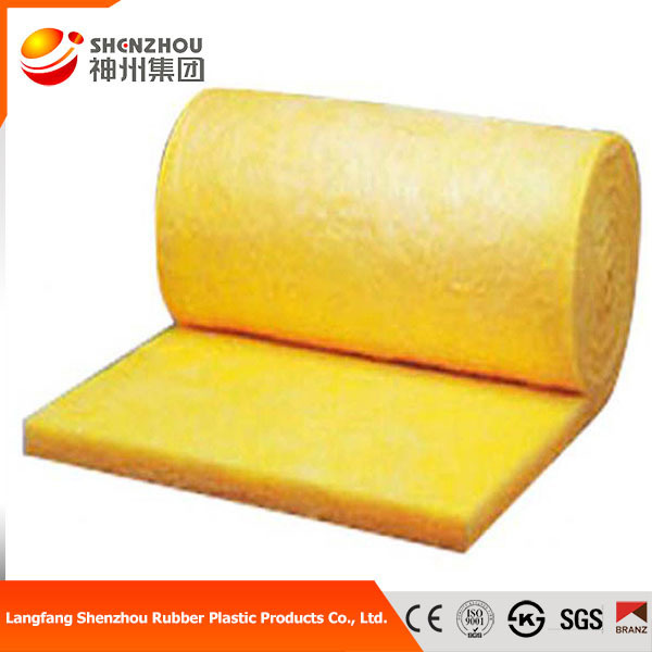 Roll price fiberglass thermal insulation sponge fiber for Fiberglass wool insulation