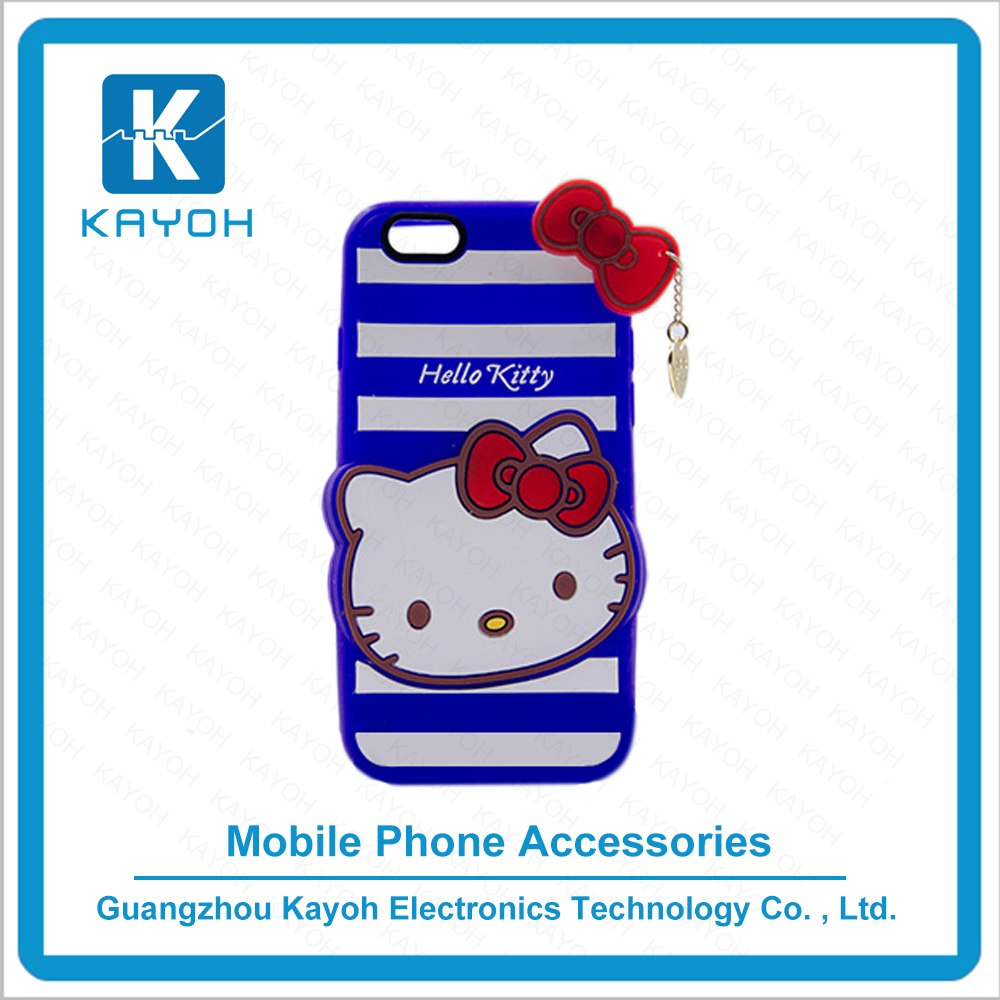 [kayoh]phone covers high quality hello kitty silion cell phone case for all phone models