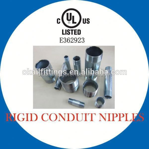 Conduit Fitting of Earthing Nipple