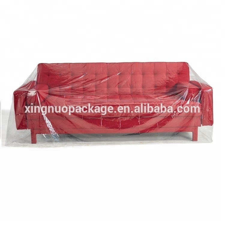 Vacuum Storage Bag For Sofa Or Mattress Plastic Chair Cover Moving Bag