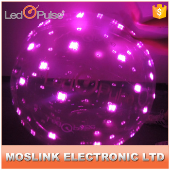 wedding decorations color change floating waterproof decorative led ball
