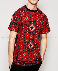 colorful fashionable weave t shirt manufacturer bangladesh