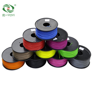 Free filament Sample 1.75mm 3mm ABS 3d printer filament PLA 3d printer filament