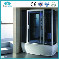 Sector tray high quality shower cabin price,Constar factory cheap bathroom vanity